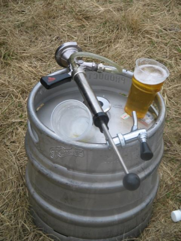 Пиво в кегах как разливать в домашних условиях - БТЛ-страна