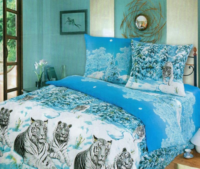 Комплект постельного белья из Бязи