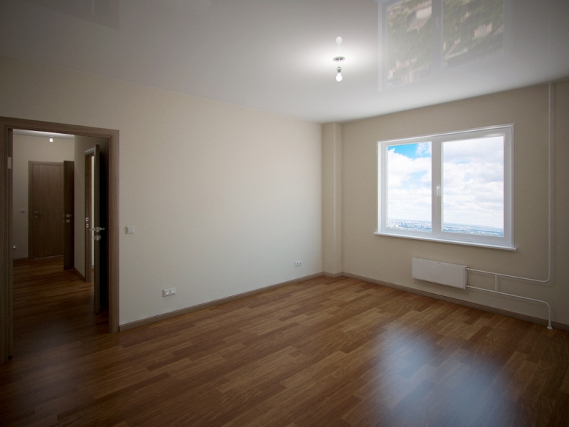 Одно- и двухкомнатные квартиры в кирпичном доме