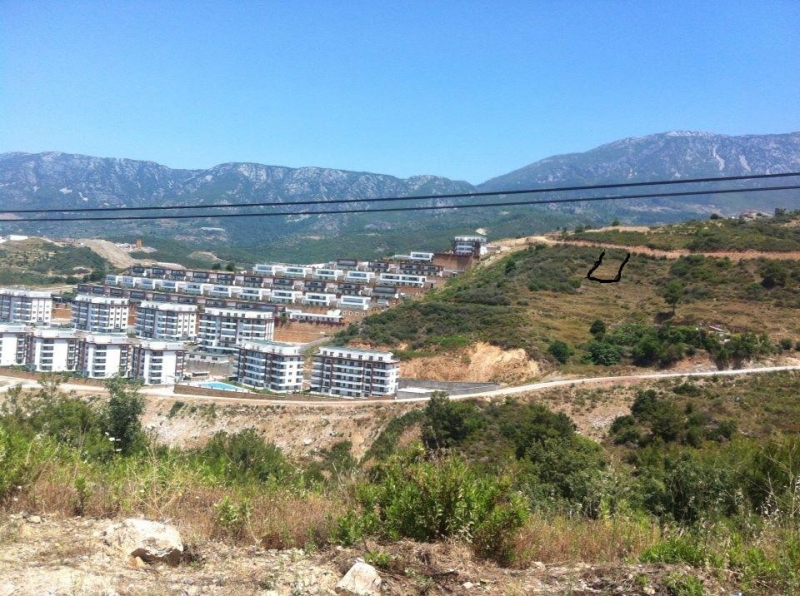 Земельный участок в Турции, Алания